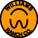WILLIAMS RANCHES LOGO